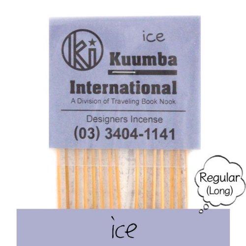 KUUMBA クンバ|INCENSE regular (ice)(お香 レギュラーサイズ)
