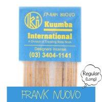 KUUMBA クンバ|INCENSE regular (FRANK NUOVO)(お香 レギュラーサイズ)