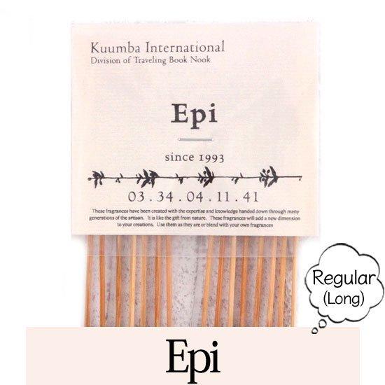 KUUMBA クンバ INCENSE regular (Epi)(お香 レギュラーサイズ)
