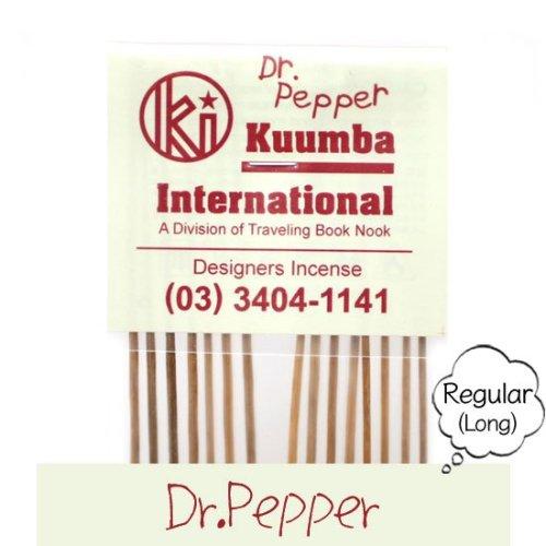 KUUMBA クンバ|INCENSE regular (Dr.Pepper)(お香 レギュラーサイズ)