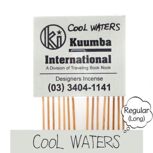 KUUMBA クンバ|INCENSE regular (COOL WATERS)(お香 レギュラーサイズ)