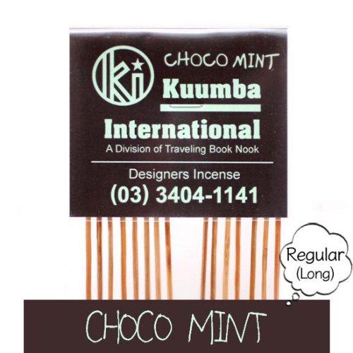 KUUMBA クンバ|INCENSE regular (CHOCO MINT)(お香 レギュラーサイズ)