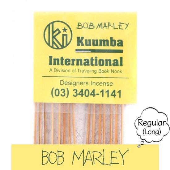 KUUMBA クンバ|INCENSE regular (BOB MARLEY)(お香 レギュラーサイズ)