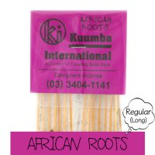 KUUMBA クンバ|INCENSE regular (AFRICAN ROOTS)(お香 レギュラーサイズ)