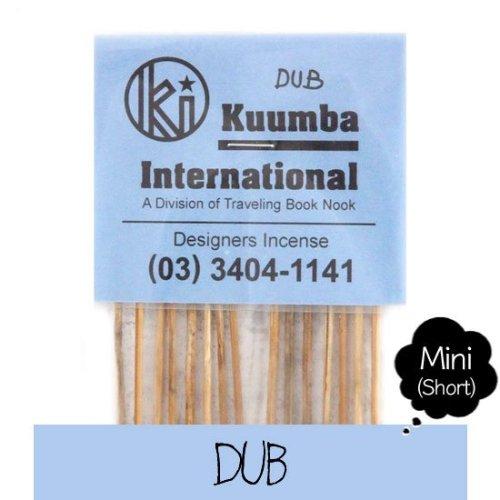 KUUMBA クンバ|INCENSE mini (DUB)(お香 ミニサイズ)