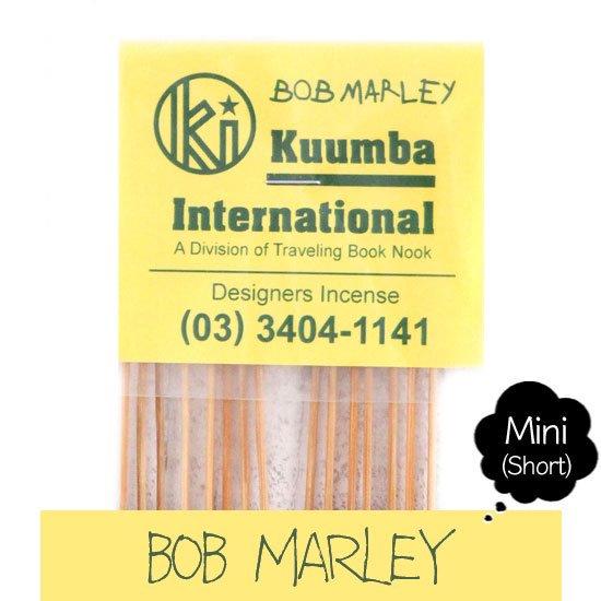 KUUMBA クンバ|INCENSE mini (BOB MARLEY)(お香 ミニサイズ)