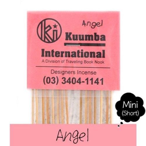 KUUMBA クンバ|INCENSE mini (ANGEL)(お香 ミニサイズ)