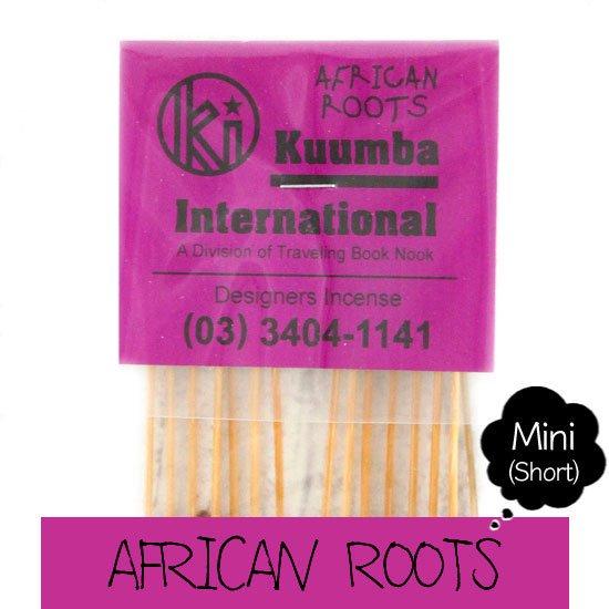 KUUMBA クンバ|INCENSE mini (AFRICAN ROOTS)(お香 ミニサイズ)