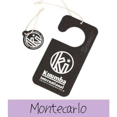 KUUMBA クンバ|PAPER FRESHENER (Montecarlo)(ペーパー カータグ)