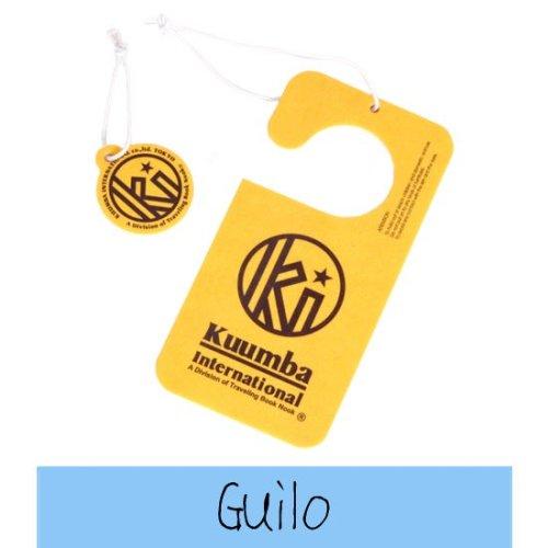 KUUMBA クンバ|PAPER FRESHENER (Guilo)(ペーパー カータグ)
