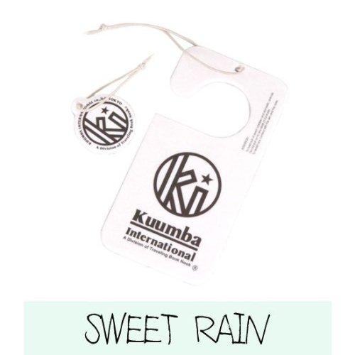 KUUMBA クンバ|PAPER FRESHENER (SWEET RAIN)(ペーパー カータグ)
