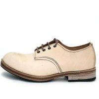 William Lennon ウィリアムレノン|#157 Hill Shoe (ナチュラル ヌメ革)(ワークブーツ)