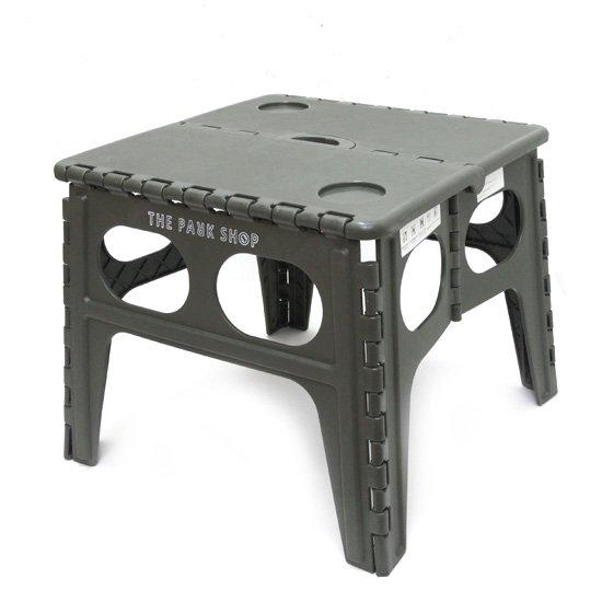 THE PARK SHOP ザ パークショップ PARKRANGER TABLE (オリーブ)(折りたたみテーブル)