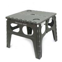THE PARK SHOP ザ パークショップ|PARKRANGER TABLE (オリーブ)(折りたたみテーブル)