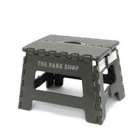 THE PARK SHOP ザ パークショップ|PARKRANGER STEP (オリーブ)(折りたたみステップ)
