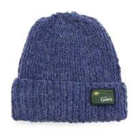 GO HEMP ゴーヘンプ|PREMICA WATCH CAP (ブルー)(ヘンプウール ニット帽)