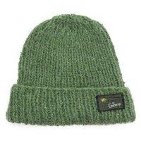 GO HEMP ゴーヘンプ|PREMICA WATCH CAP (グリーン)(ヘンプウール ニット帽)