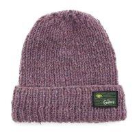 GO HEMP ゴーヘンプ|PREMICA WATCH CAP (パープル)(ヘンプウール ニット帽)