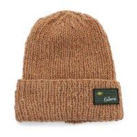 GO HEMP ゴーヘンプ|PREMICA WATCH CAP (オレンジ)(ヘンプウール ニット帽)