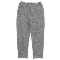 Jackman ジャックマン|JM4970 GG Sweat Trousers (チャコール)(スウェットトラウザース)