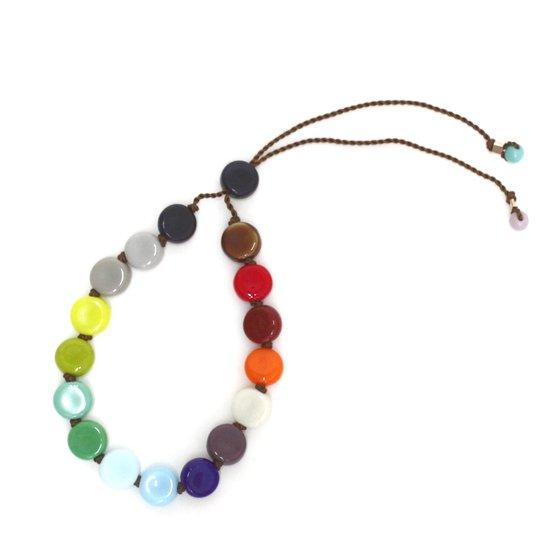 Ronni Kappos ロニーカポス Vintage Beaded Bracelet (b2063)(ブレスレット)