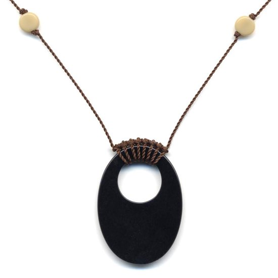Ronni Kappos ロニーカポス Vintage Beads Necklace (n1747)(ネックレス)