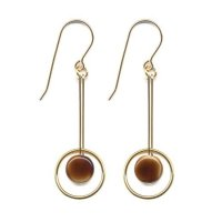 Ronni Kappos ロニーカポス|Vintage Beads Pierce (e1550)(ピアス)