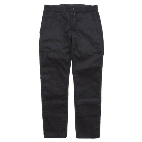 senelier セネリエ 2 Face Stretch Pants (ブラック)(リバーシブルパンツ)