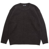 Nasngwam ナスングワム|YARD SWEATER EX (ブラウン)(セーター)