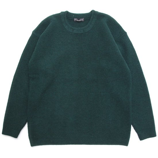Nasngwam ナスングワム|YARD SWEATER EX (グリーン)(セーター)