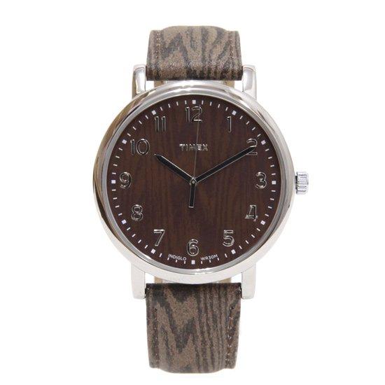 TIMEX タイメックス|T2P221 Classic Watch (ウッド)(腕時計)
