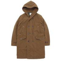 Jackman ジャックマン|JM8995 Spectator Coat (ブラウン)(スペクテーターコート)