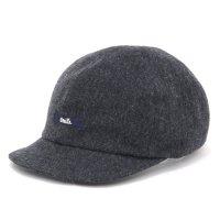 remilla レミーラ|クロス帽 (チャコール)(キャップ)