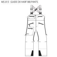 【20-21 予約商品】MountainSurf マウンテンサーフ|GUIDE DX HARF BIB PANTS (ハーフビブパンツ)
