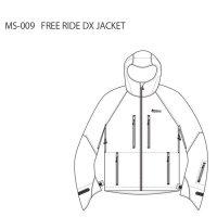 【20-21 予約商品】MountainSurf マウンテンサーフ|FREE RIDE DX JACKET (フリージャケット)