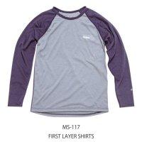 【20-21 予約商品】MountainSurf マウンテンサーフ|FIRST LAYER SHIRTS (ファーストレイヤーシャツ)
