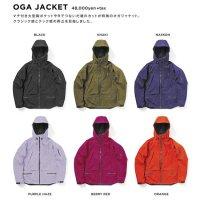 GREEN CLOTHING グリーンクロージング|20-21 OGA JACKET (オガジャケット)