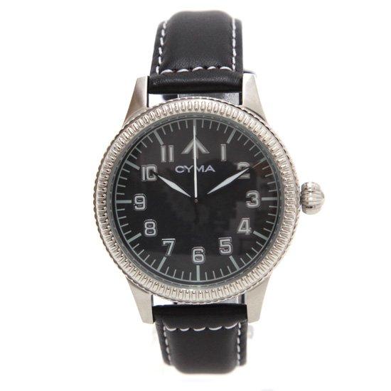 CYMA シーマ|ROYAL AIR FORCE (ブラック)(腕時計)