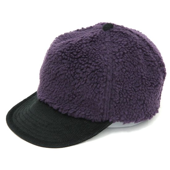 Phatee ファティ|PHAT CAP BOA (ボアパープル)(ファットキャップ)