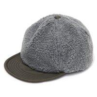 Phatee ファティ|PHAT CAP BOA (ボアグレイ)(ファットキャップ)