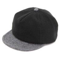 Phatee ファティ|PHAT CAP BOA (フリースブラック)(ファットキャップ)