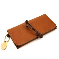 MAGIC THEATER SMILE 'N' ROLL 09 PURSE (BROWN)