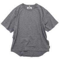 GO HEMP ゴーヘンプ|HONEY TEE (ブラックヘザー)(Tシャツ)
