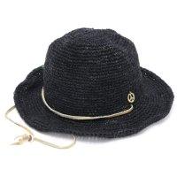 GO HEMP ゴーヘンプ|HIGHLAND HAT (ブラック)(ハイランドハット)