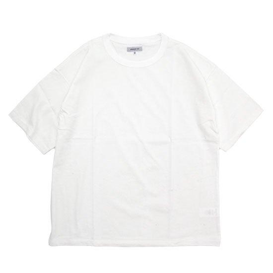 ORDINARY FITS オーディナリーフィッツ|UNISEX CREW TEE (オフ)(Tシャツ)