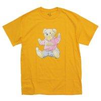 GILET ジレ|BOLO BEAR S/S TEE (ゴールド)(プリントTEE)
