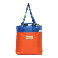 JUNKPACK ジャンクパック BLUE PACK SMALL (オレンジ)(ショルダートートバッグ)