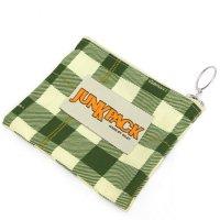 JUNKPACK ジャンクパック|INCH PACK 5×6 (グリーン)(ポーチ)
