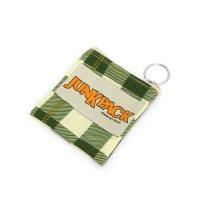 JUNKPACK ジャンクパック|INCH PACK 4×4 (グリーン)(ポーチ)