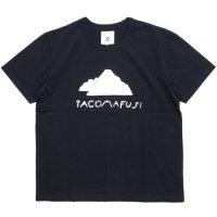 TACOMA FUJI RECORDS タコマフジレコード|Mt.TACOMA FUJI TEE (ブラック)(プリントTシャツ)